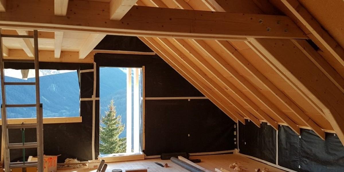 construction neuve orcieres mur ossature bois charpente bois couverture amc