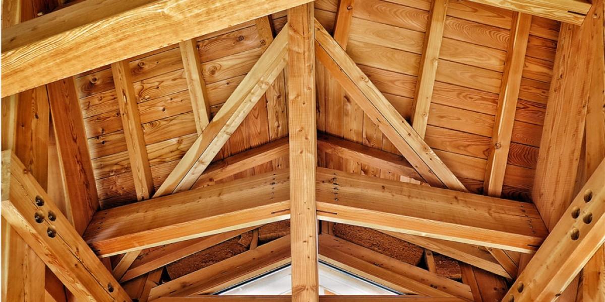 charpente bois meleze saint appolinaire construction neuve amc