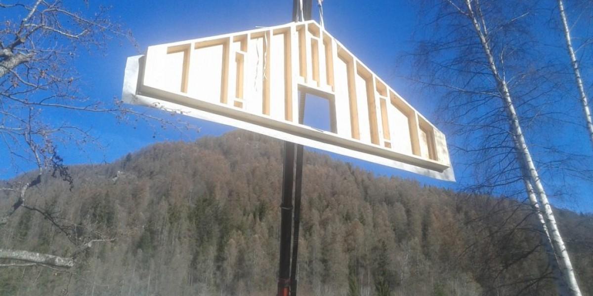 construction neuve champsaur mur ossature bois amc
