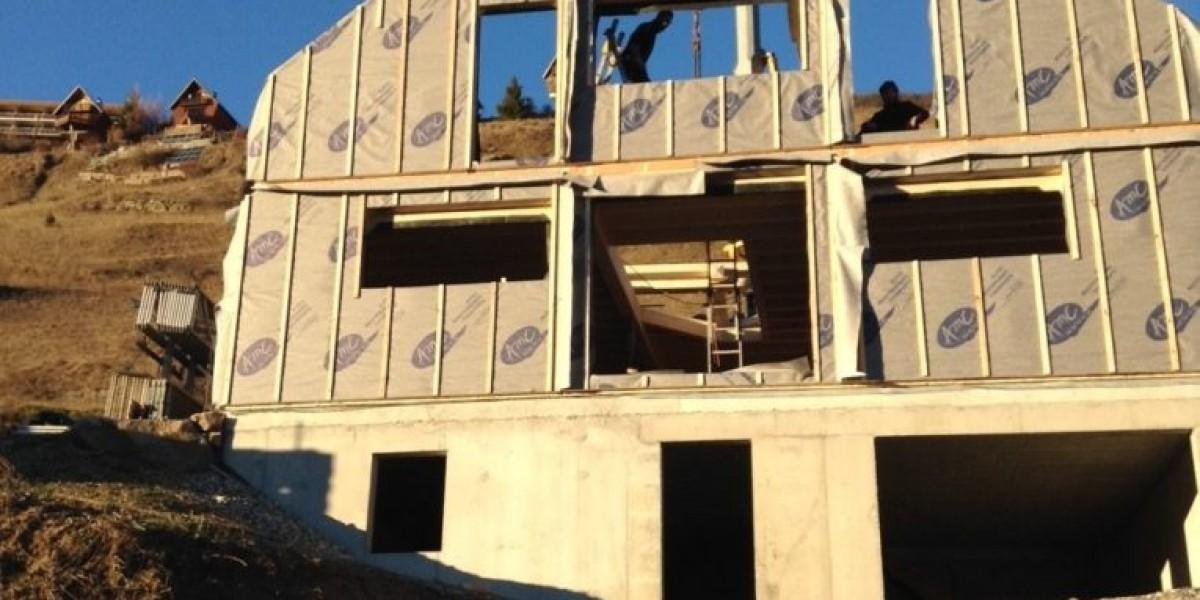 construction neuve orcieres mur ossature bois amc
