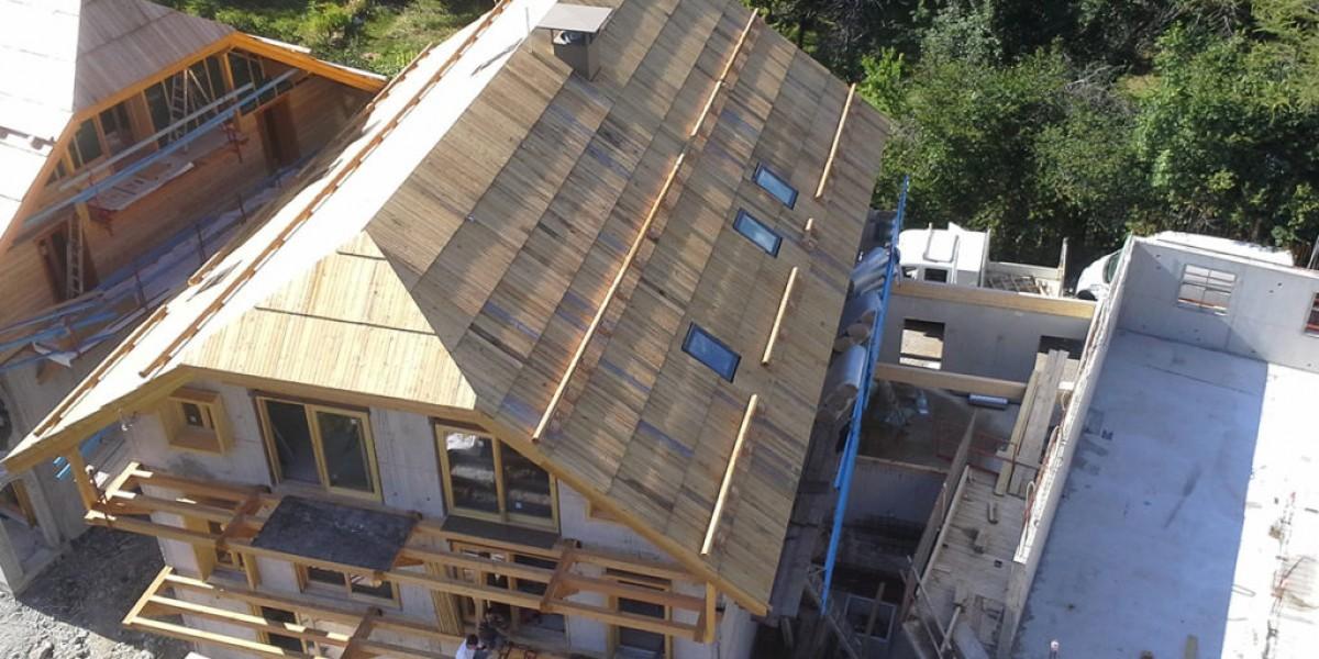 construction neuve couverture bardeau meleze vallouise amc