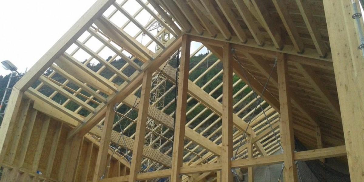 construction queyras charpente mélèze